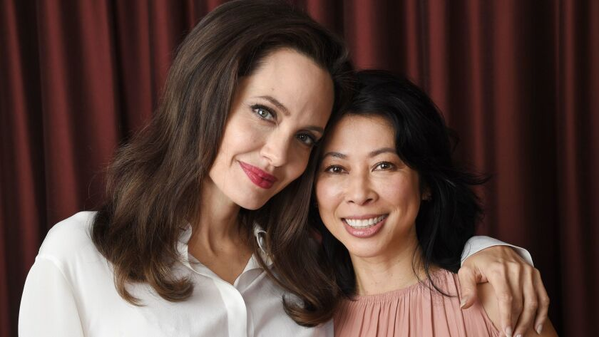 Angelina Jolie follows her passion with 'First They Killed My Father
