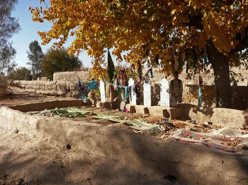 Afghan massacre: Police officer doubts single-killer theory