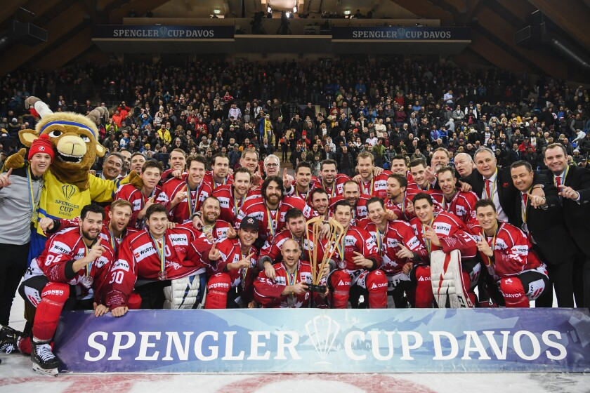 Switzerland Hockey