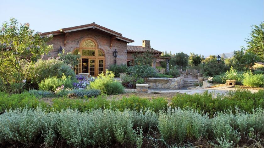 La Cocina Que Canta on the grounds of Rancho La Puerta offers cooking classes. Courtesy photo