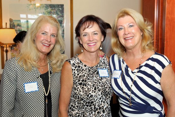 Deb Sims, Judy Hancock, Marian Benassi