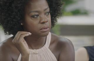Viola Davis talks about overcoming bad projects