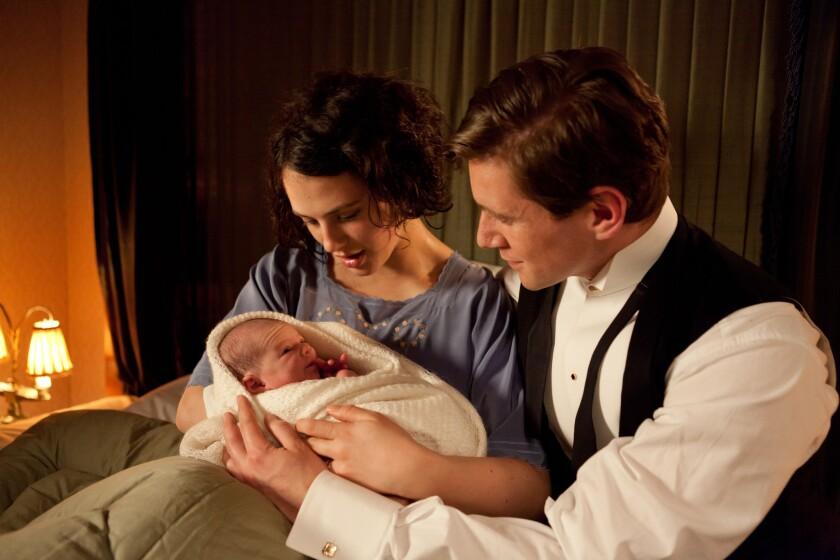 'Downton Abbey' recap: Father knows worst