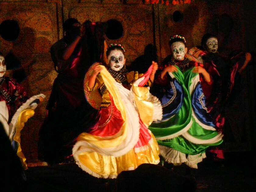 24th Street Theatre's Dia de los Muertos block party