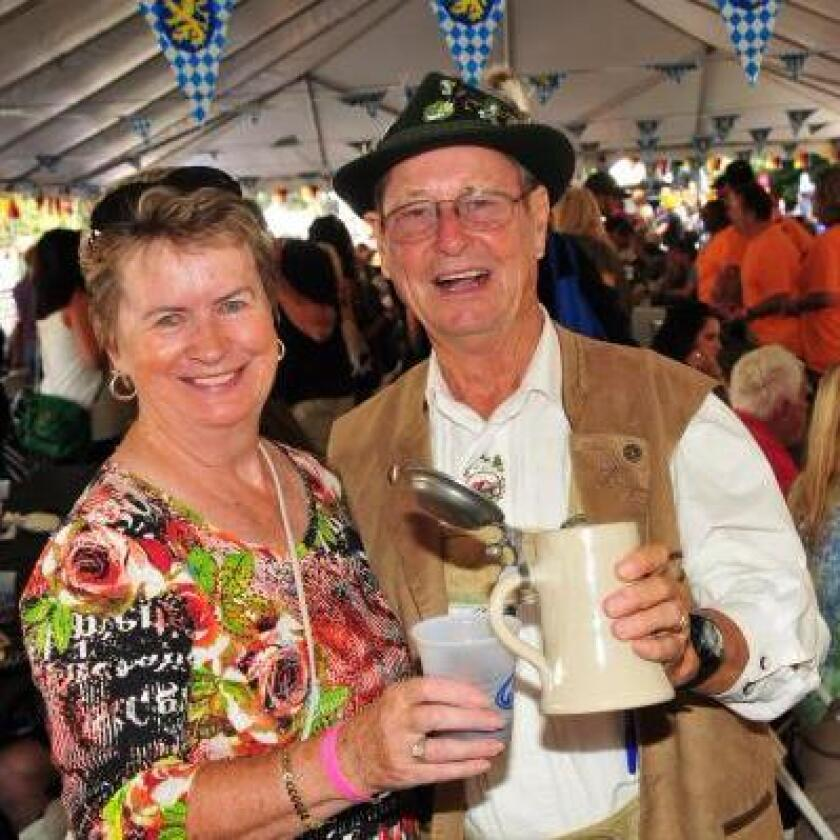 The 24th Annual Chamber of Commerce Encinitas Oktoberfest will be held 10 a.m. to 6 p.m. Sunday, Sept. 29.