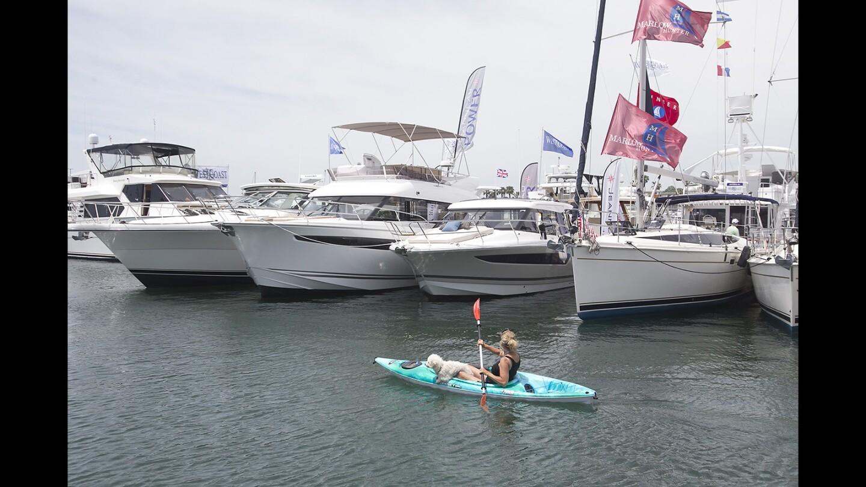 Newport Boat Show Prepares for Big Weekend
