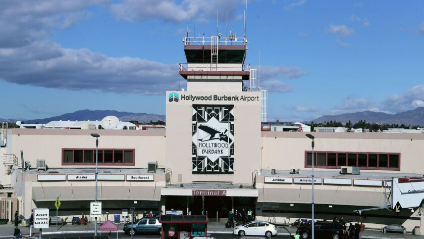 Passenger numbers continue to rise at Hollywood Burbank Airport