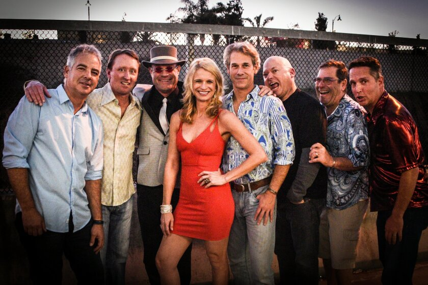 The Funk Junkies will play Sept. 4 at the Belly Up Tavern at a fundraiser for the Skyline/Solana Vista PTA. Courtesy photo