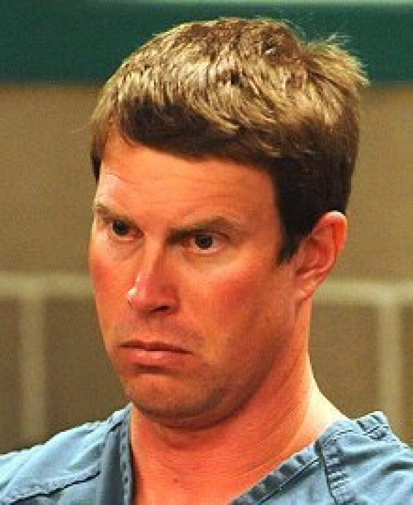 Ryan Leaf, seen in a 2009 court appearance.
