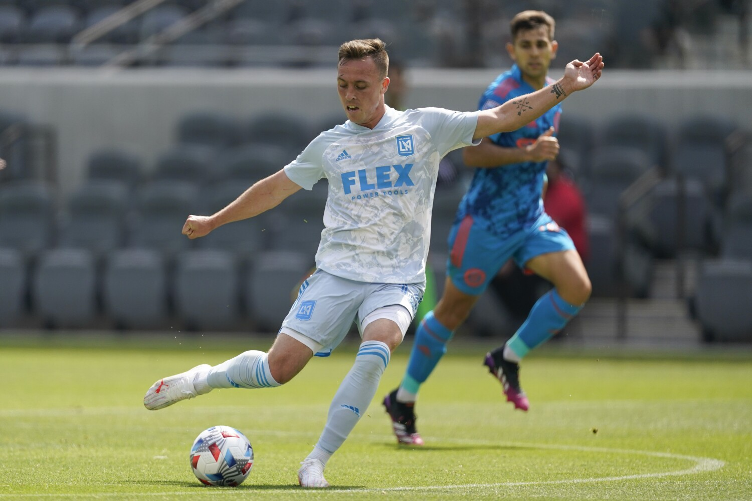LAFC sends forward Corey Baird to the Dynamo for cash and international roster spot