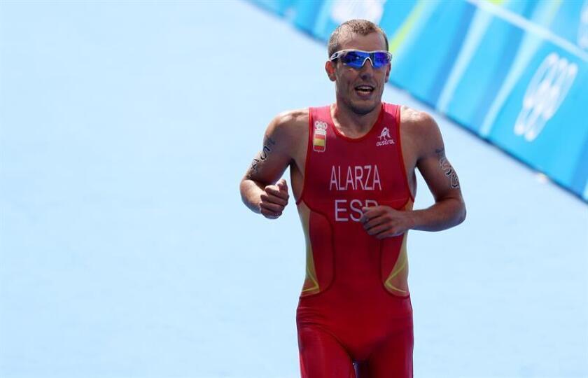 En la imagen, el atleta español Fernando Alarza. EFE/Archivo