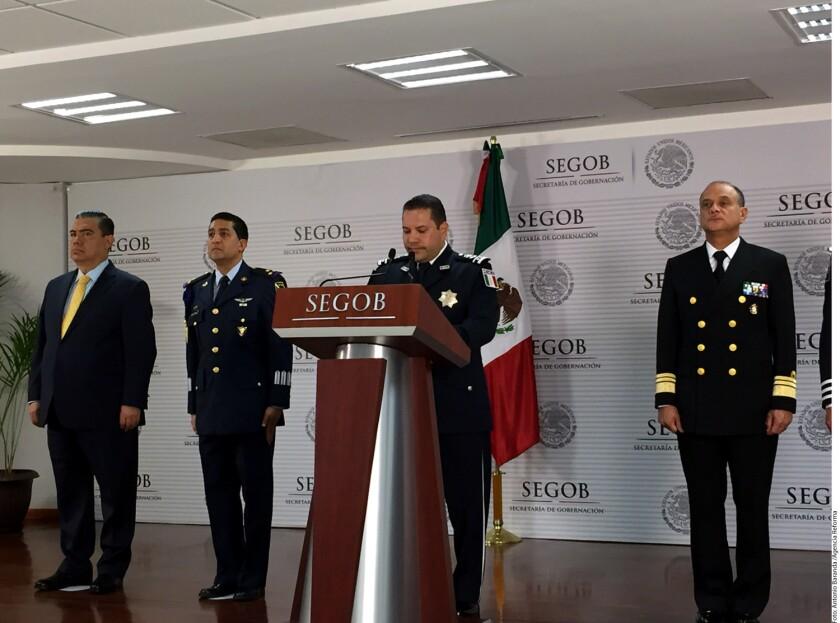 """Javier Carrasco Coronel, alias """"El 06"""", operador del Cártel del PacÌfico en los estados de Jalisco y Colima, fue detenido por fuerzas federales en en el poblado de Carrizalejo de Culiacán, Sinaloa."""