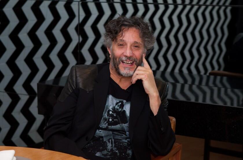 El cantante y compositor argentino se encuentra nominado al Latin Grammy.