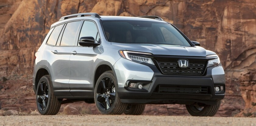 The 2019 Passport has starting prices that range from $33,095 from the Sport 2WD to $44,725 for the Elite AWD (today's tester), including the $1,045 freight charge from Lincoln, Ala.