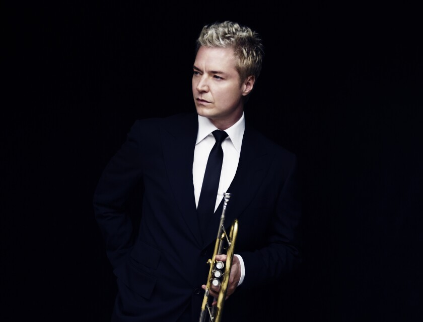 Trumpeter Chris Botti joins Pacific Symphony for two nights of romantic favorites.