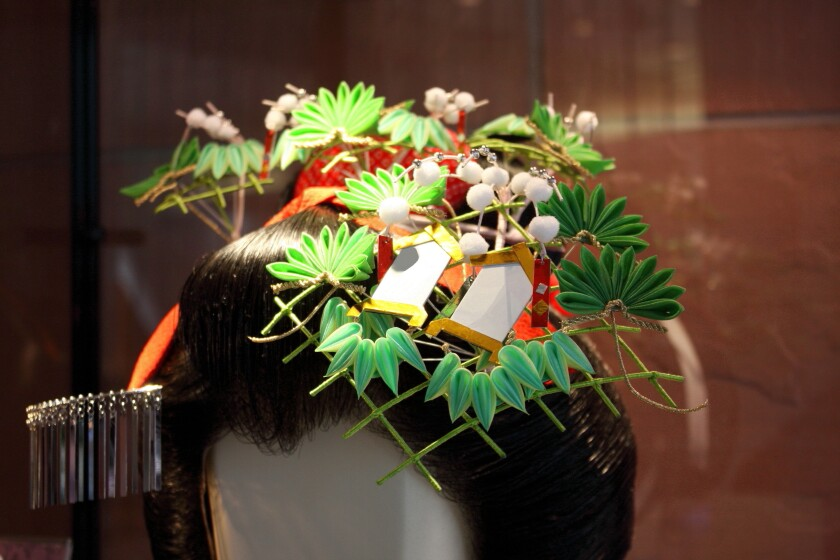 Crafts Japanese Hair Ornaments