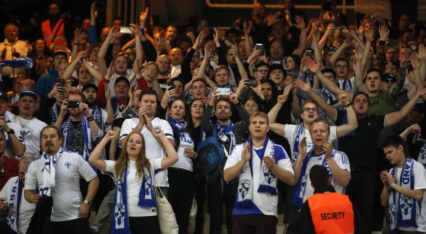 Soccer Restart  Finland