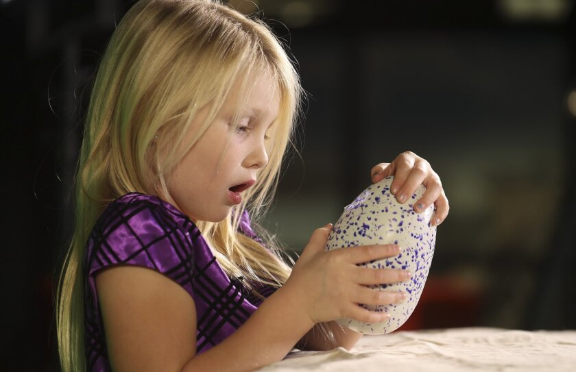 Hatchimals are among this year's hottest Christmas toys.