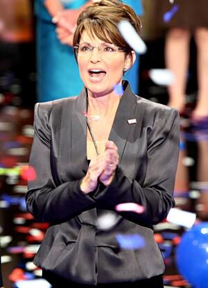 Intro, Sarah Palin