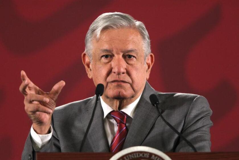 Presidente de México niega mantener diálogo con grupos del crimen organizado