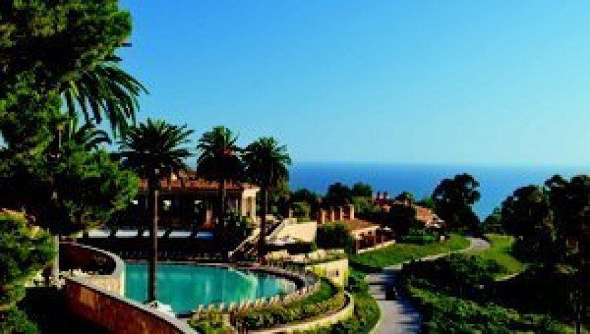 A three-day, two-night stay in an elegant villa at Pelican Hill on the Newport Coast is among the auction items at the Kids Korps gala. Photo/Courtesy of Pelican Hill