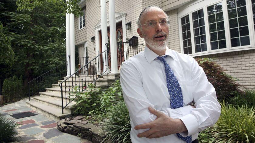 Rabbi Aaron Kotler, president of Beth Medrash Govoha, is also a key leader in Lakewood's Jewish comm