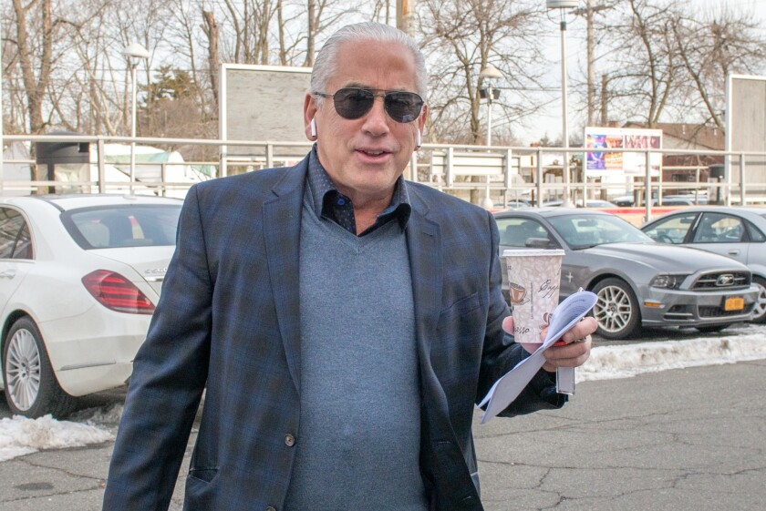 Allen Rosenberg, a real estate developer, says he is working with the state to settle his tab of $22 million in unpaid taxes and penalties, a figure first reported by The News in April.