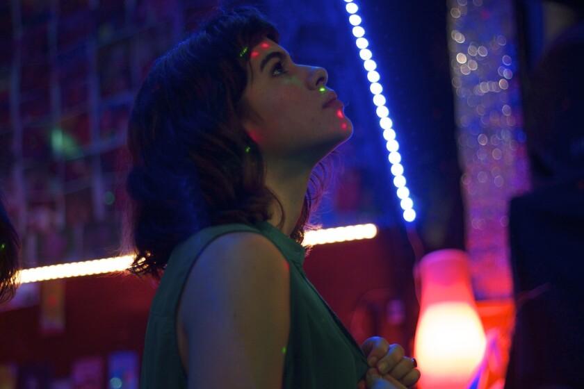 """La actriz mexicana Sofia Espinosa en una escena de """"Bruma"""", que se exhibe en el FICG in LA."""