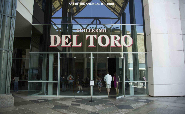 Exhibición de Guillermo del Toro en LACMA
