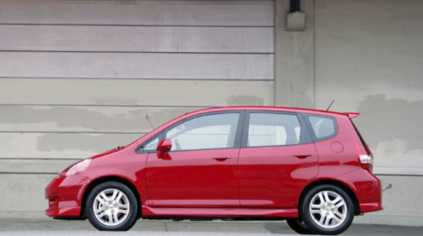 Beating out hybrids, the Honda Fit made it to the top of Consumer Reports' list of 10 most economical new cars. It ranked third on a similar list from Edmunds.com.