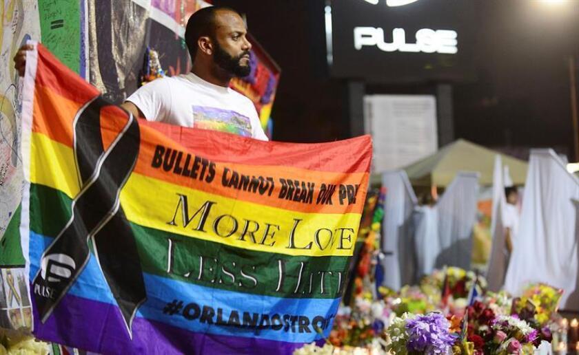 Un juez rechazó hoy la solicitud de la viuda del autor de la matanza de 49 personas en Orlando (Florida) de realizar el juicio por obstrucción de justicia en su contra en una ciudad diferente al lugar de la masacre. EFE/ARCHVO