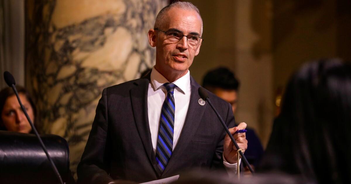 L. A. ist zur Aufhebung der Anforderungen für potenzielle Auftragnehmer zu offenbaren NRA Krawatten