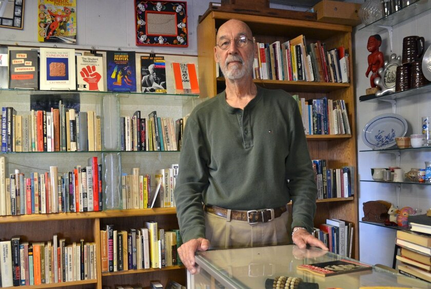 Store owner Jerry Waddle, who has a knack for finding scarce books and collectibles, is looking to crowdfunding to keep Ducky Waddle's Emporium afloat.