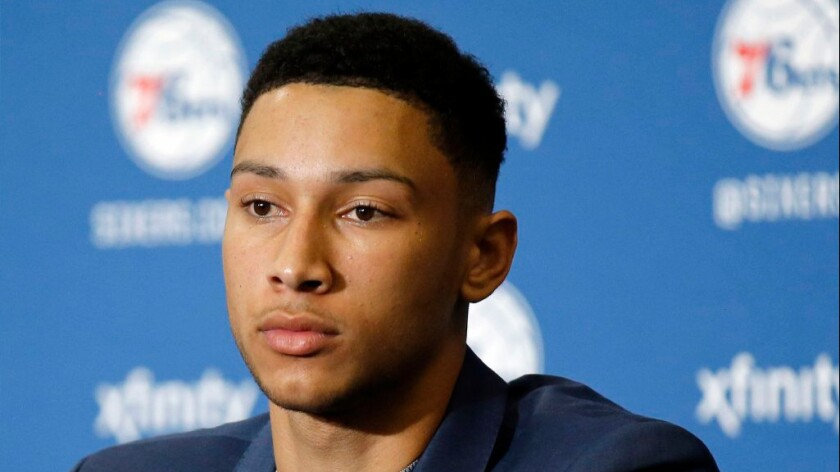 Top NBA draft pick Ben Simmons' cousin killed in hit-and-run