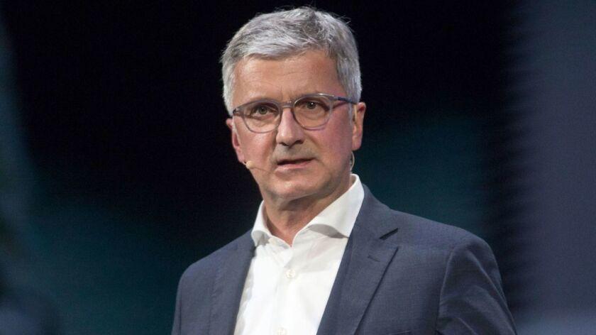 Audi's Rupert Stadler
