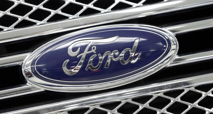 Ford announced it would build a plant in Mexico's San Luis Potosi state, creating about 2,800 jobs there and shifting small-car production away from the United States.