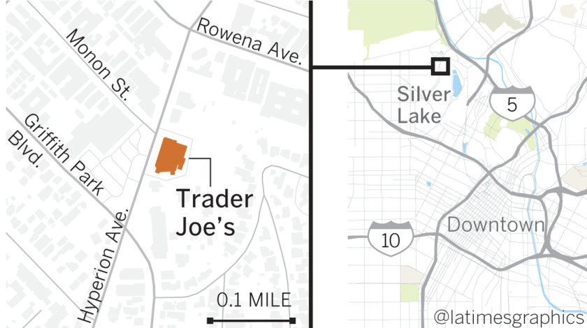 Suspect ID\'d in wild Silver Lake Trader Joe\'s shootout that ...