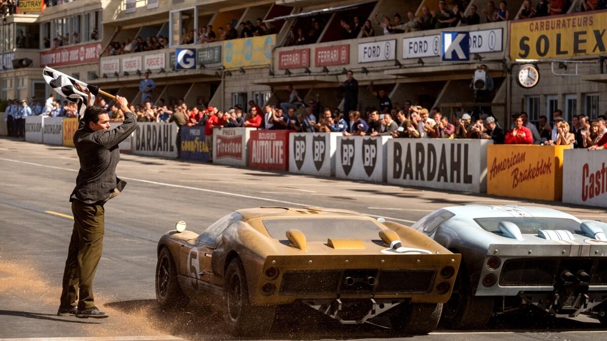 Ford V Ferrari Editors Keep The Tension High Los Angeles Times
