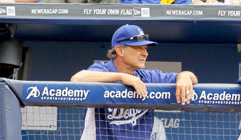 Dodgers plan for Don Mattingly to still be their manager Friday