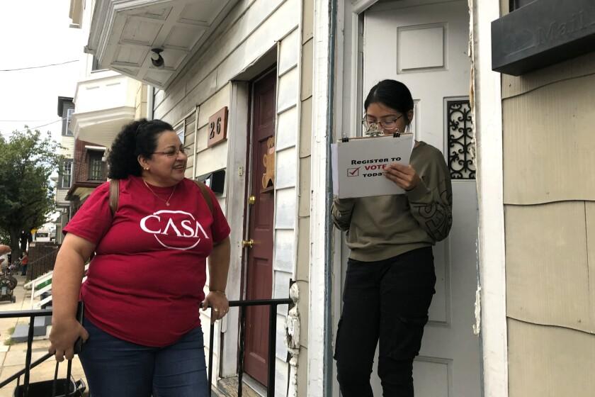 Election 2020 Hispanic Outreach