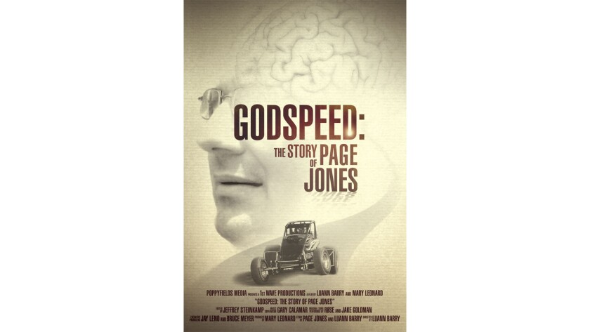 'Godspeed: The Story of Page Jones'
