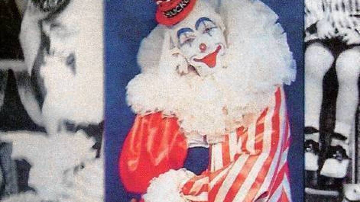 Randy Runyon Dies At 57 Entertained As Chucko The Clown Los Angeles Times