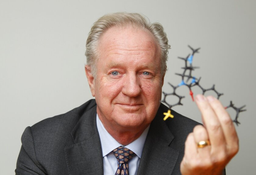 $21.1 million in total compensation 12 percent total shareholder return in fiscal 2015 Hacksell was the long-time CEO of Acadia Pharmaceuticals who left the firm in early 2015. He exercised stock options granted between 2006 and 2011 as he stepped out of the company.