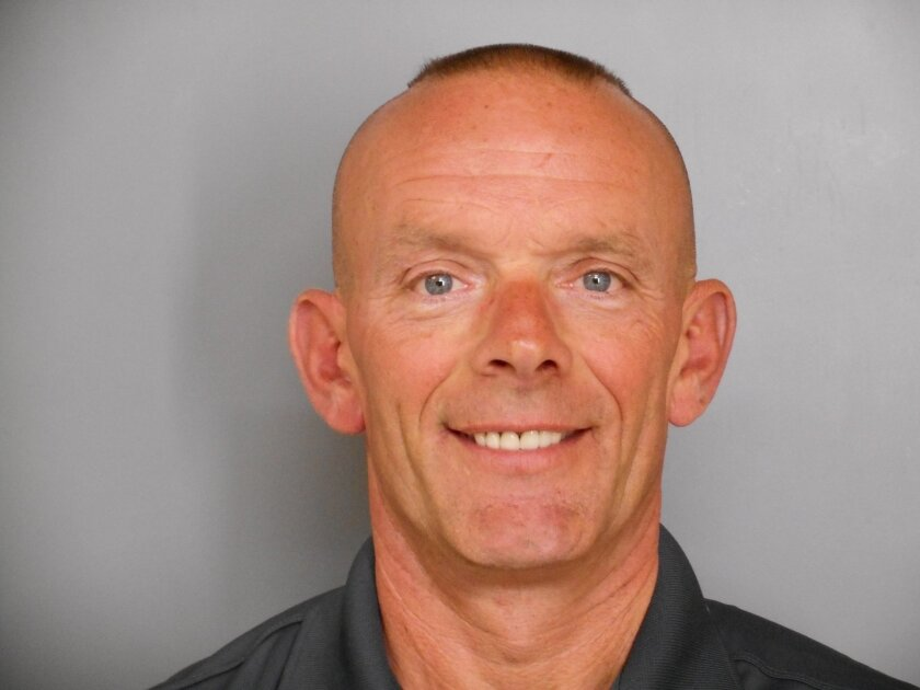 FILE - This undated file photo provided by the Fox Lake Police Department shows Lt. Charles Joseph Gliniewicz. Authorities will announce Wednesday, Nov. 4, 2015, that the northern Illinois police officer whose shooting death led to a massive manhunt in September killed himself, an official briefed
