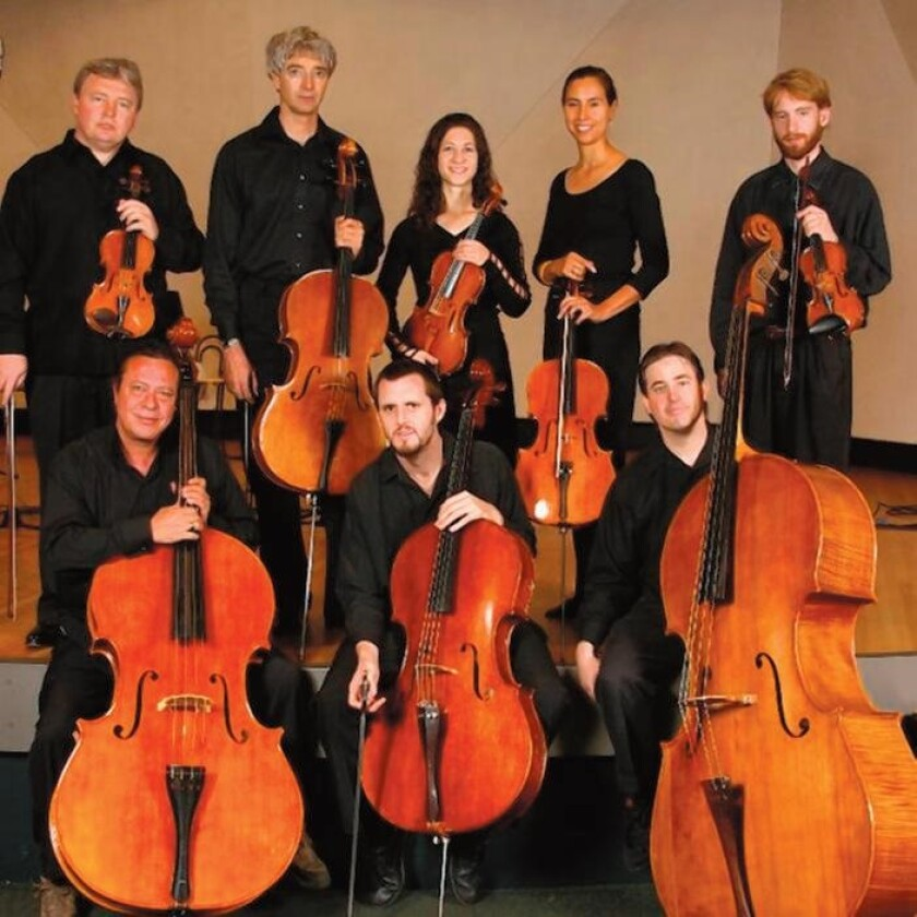 The Hutchins Consort will perform Friday, Nov. 8 at St. Andrew's Episcopal Church.