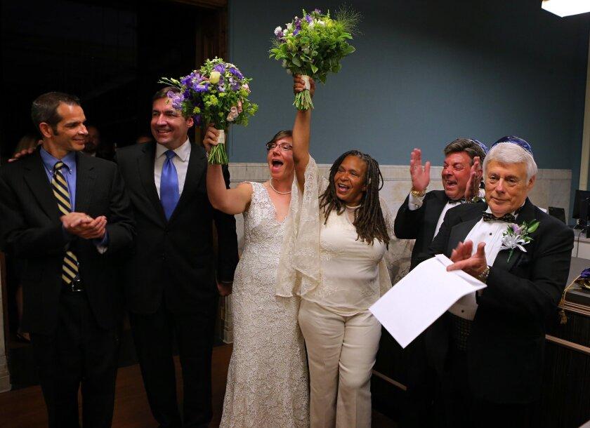 Same-sex marriage in Missouri