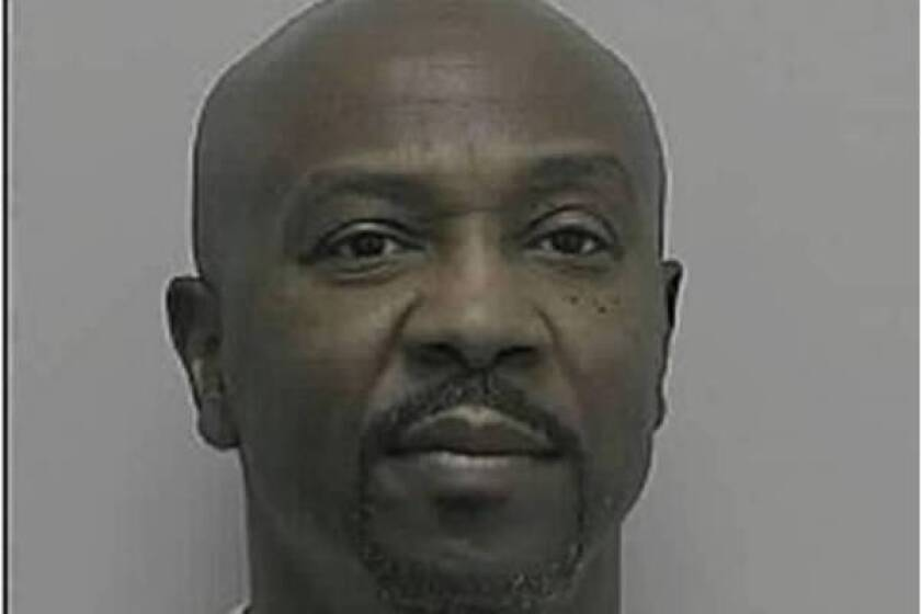 Maurice Mitchell, shown here in his prison booking photograph, retained his position as president of Teens Happy Homes while in jail before being convicted in a real estate scheme that involved identity theft, forged documents and more than $260,000 in stolen money.