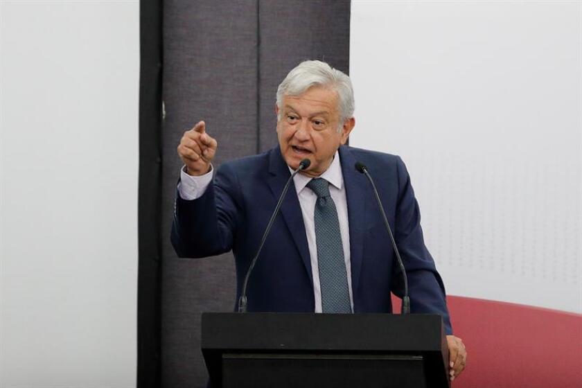 Gobierno de López Obrador interpone primera denuncia contra lavado de dinero