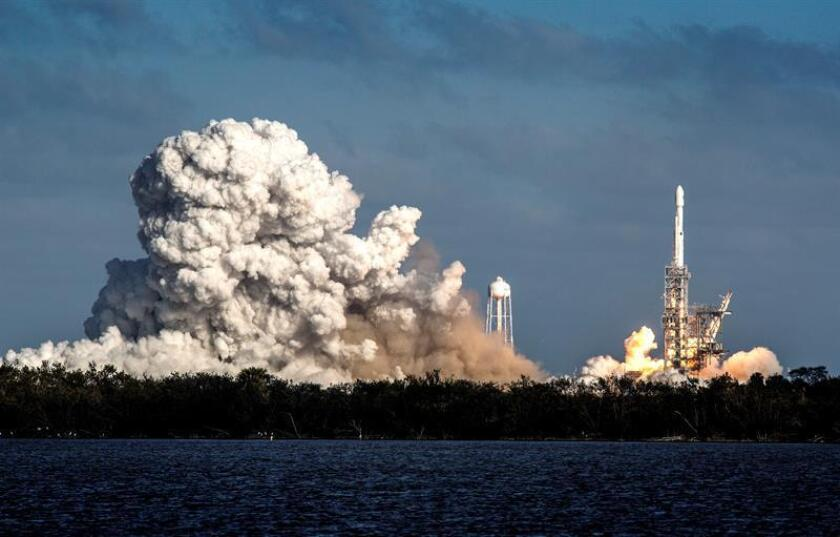 SpaceX pone en órbita un satélite de la Fuerza Aérea