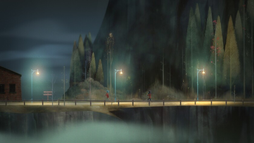 """Oxenfree"" aims to marry mystery and horror with the awkwardness of being a teenager."